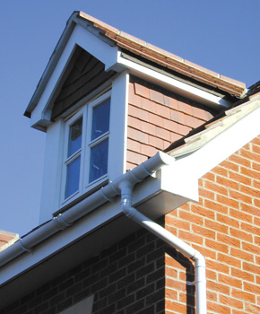 Prompt, professional and affordable guttering services.